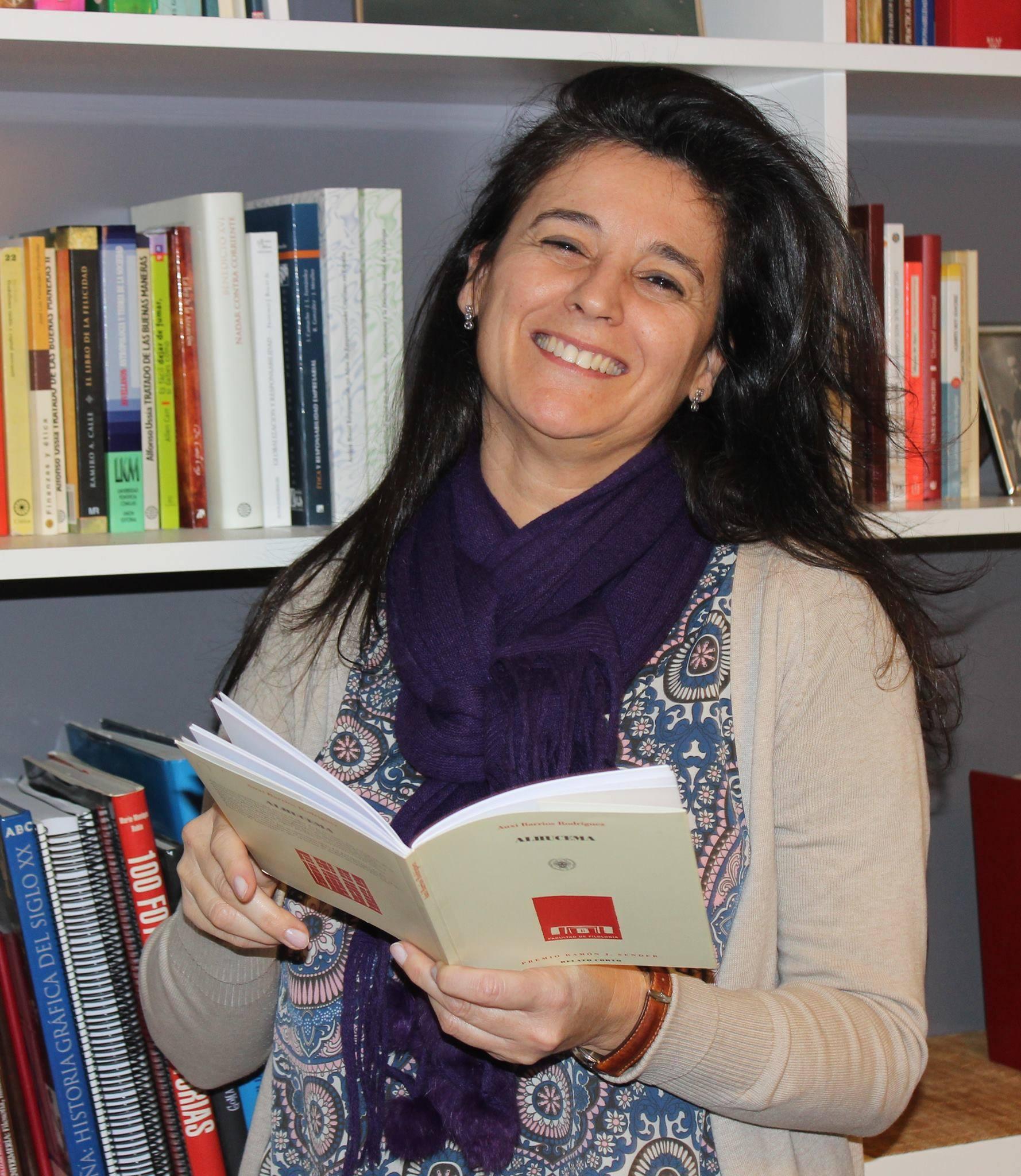 María Auxiliadora Barrios Rodríguez